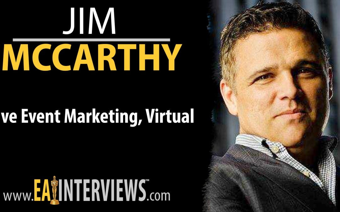 0253: Live Event Marketing, Virtual With CEO And Co-Founder Of Stellar Tickets And Goldstar, Live Events And Entertainment Expert Jim McCarthy
