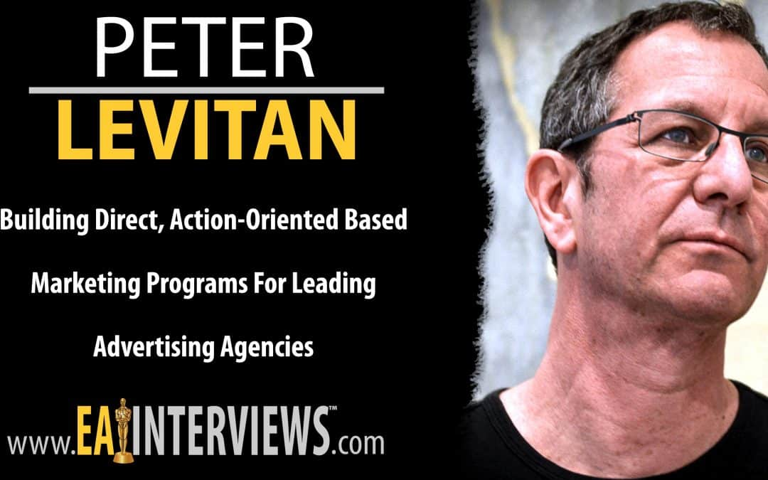 Building Direct, Action-Oriented Account-Based Marketing Programs For Leading Advertising Agencies with CEO Peter Levitan on Episode #0237