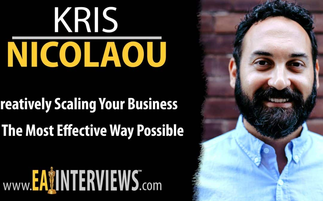 Creatively Scaling Your Business In The Most Effective Way Possible with Founder and CEO Of Brainbox Kris Nicolaou on Episode #0238