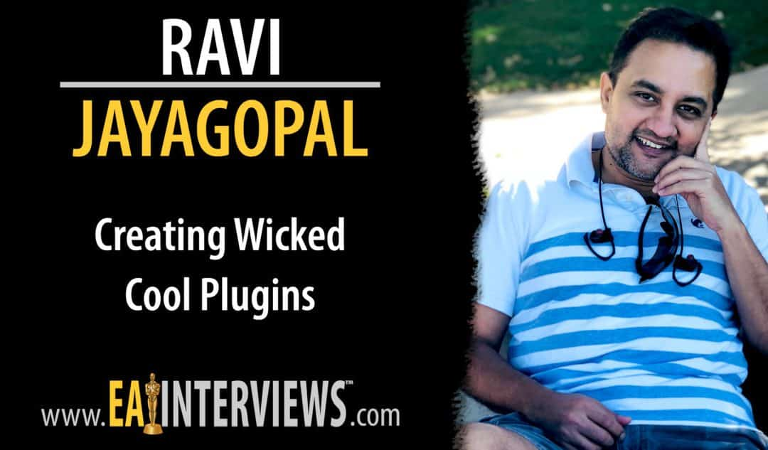 Creating Wicked Cool Plugins with Ravi Jayagopal on Episode #0134