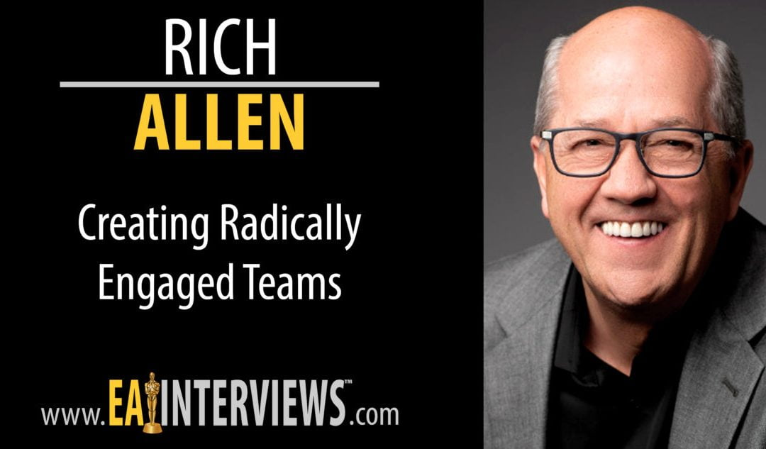 Tour De Profit | Energizing Leaders by Creating Radically Engaged Teams with Rich Allen on Episode #0149